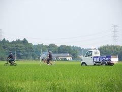 思い出す!駆け巡る高根沢、by自転車3